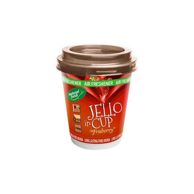 Ароматизатор Elix JELLO IN CUP FRUBERRY - 1