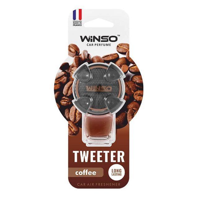 Ароматизатоор WINSO Tweeter Coffee - 1