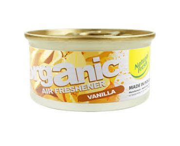 Ароматизаторы для авто в Днепре - Ароматизатор Elix Organic Can PURE Vanilla