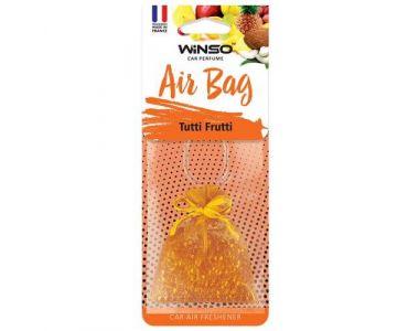 - Ароматизатор WINSO AIR BAG Tutti Frutti 530450 -