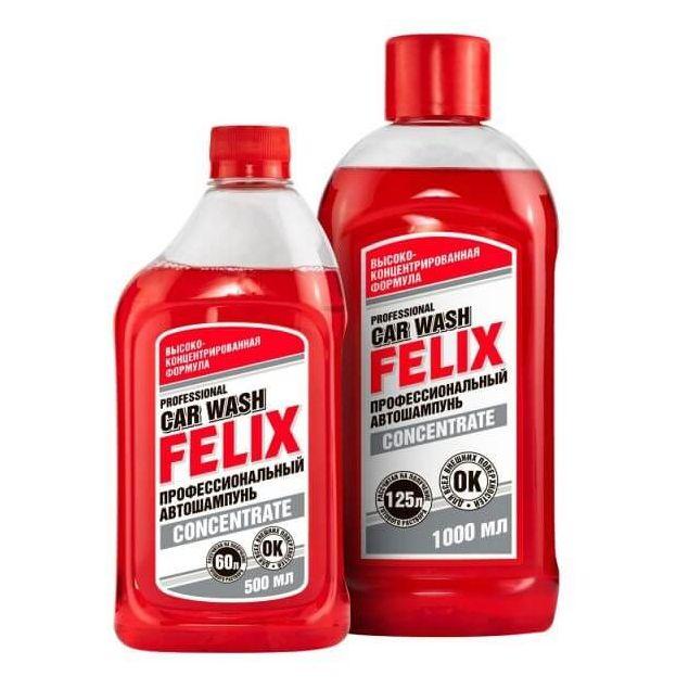 Автошампунь Felix 1л - 1