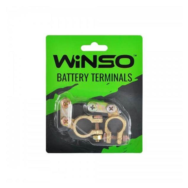 Клеммы аккумуляторные Winso 146100 - 1
