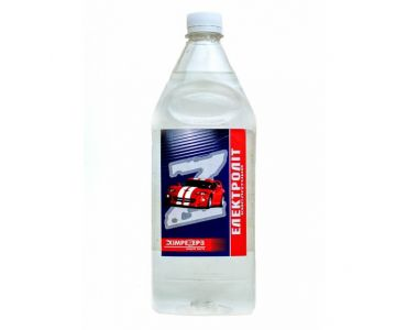 Технические жидкости - Электролит ХИМРЕЗЕРВ 5л - Технические жидкости