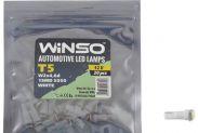 LED лампа Winso T5 12V SMD5050 W2x4.6d 127400 - 1