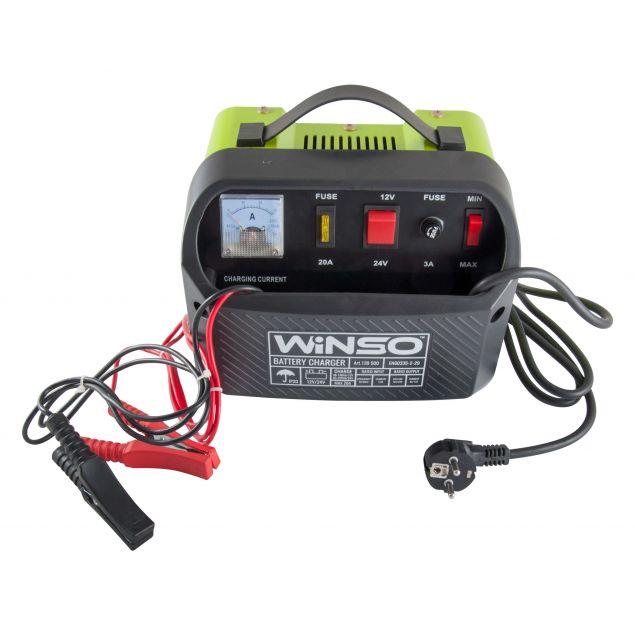 Зарядное устройство для АКБ Winso 139500 - 4