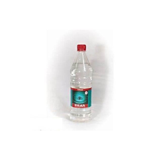 Вода дистиллированная Химрезерв 1л - 1