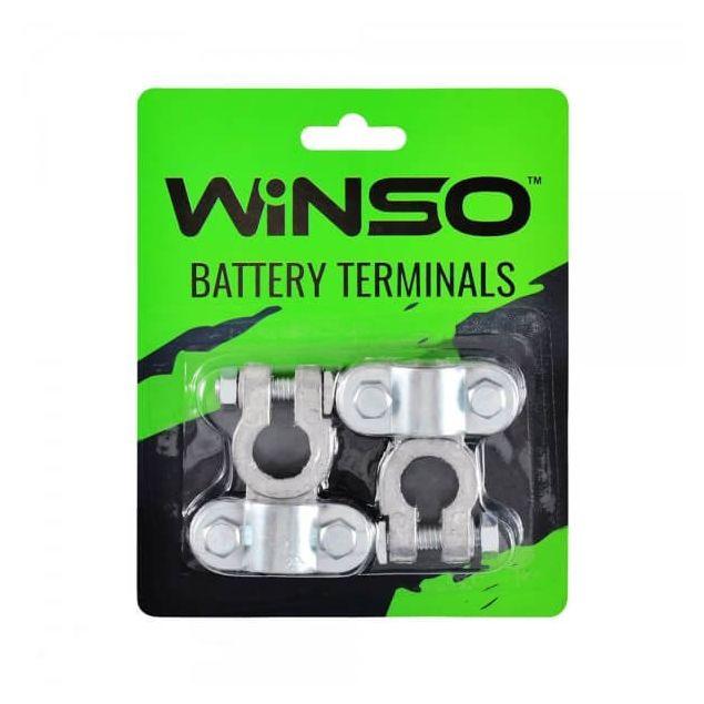 Клеммы аккумуляторные Winso 146600 - 1