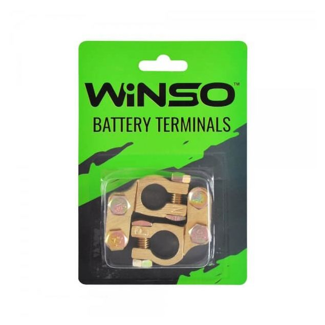 Клеммы аккумуляторные Winso 146400 - 1