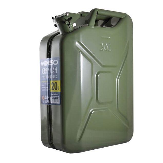 Канистра металлическая WINSO 20л 165200 - 1