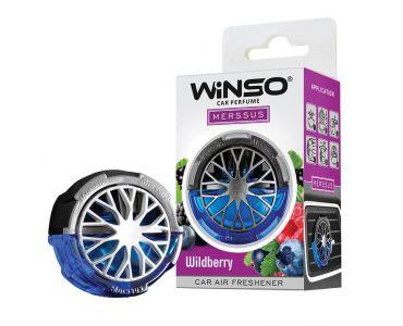 Ароматизатор в машину - Ароматизатор WINSO Merssus на дефлектор Wildberry 534580
