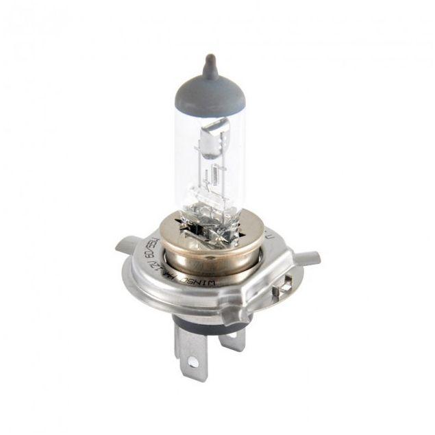 Галогенная лампа Winso HYPER +30% H4 12V 60/55W P43t-38 3200 K (712400) - 1