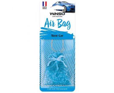 - Ароматизатор WINSO AIR BAG New Car -
