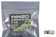 LED лампа Winso T10 12V SMD5630 W2.1x9.5d Canbus 127360 - 1