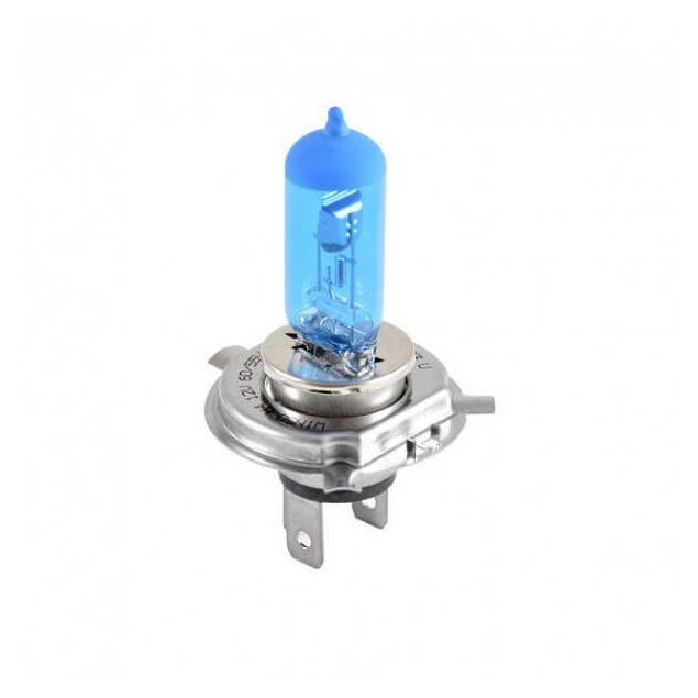 Галогенная лампа Winso HYPER BLUE H4 12V 4200K 60/55W P43t-38 (712440) - 1