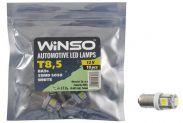 LED лампа Winso T8.5 12V SMD5050 BA9s 127260 - 1