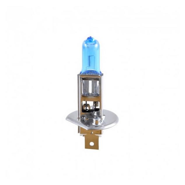 Галогенна лампа Winso HYPER BLUE H1 12V 4200K 55W P14.5s (712140) - 1