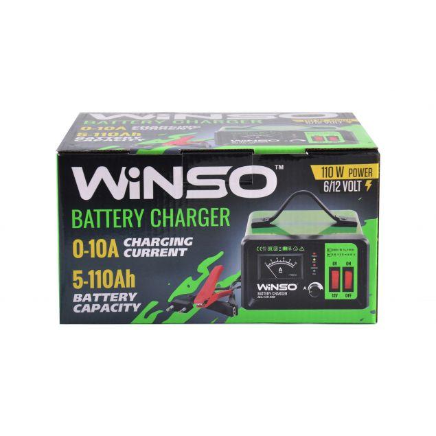 Зарядное устройство для АКБ WINSO 139300 - 2
