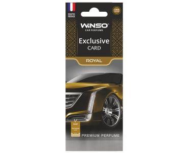 - Ароматизатор Winso Exclusive Royal 533160 -