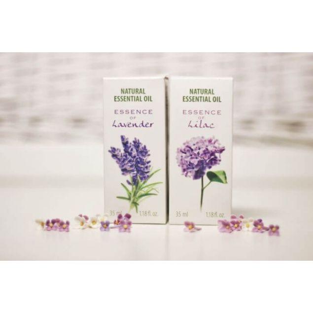 Эфирное масло Elix ESSENCE Natural Essential Oil Lilac - 4