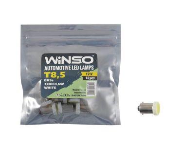 LED лампы в Днепре - Лампа Winso LED T8.5 12V COB BA9s 127140