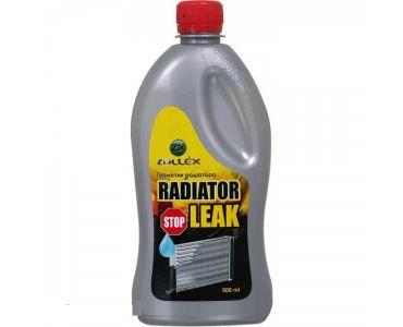 Герметики и клеи - Zollex Герметик радиатора Radiator Stop Leak SR-306