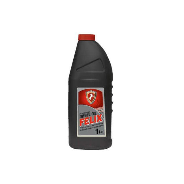 Масло моторное Professional diesel oil FELIX 10W-40 API CF-4/SG - 1