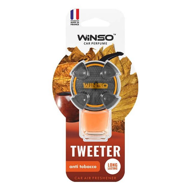 Ароматизатор WINSO Tweeter Anti Tobacco - 1