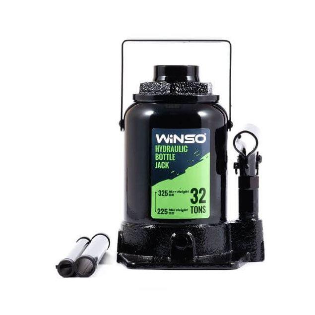 Домкрат гидравлический бутылочный WINSO 170320 32т 225-325мм - 2