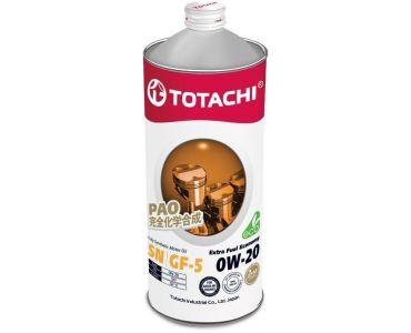 Автомасла - Моторное масло Totachi Extra Fuel Economy 0W-20 1л -
