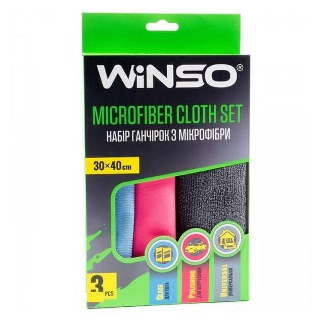 Набор салфеток Winso 3шт 30*40см (150220) - 1