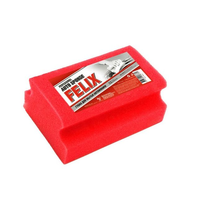 Губка Felix для миття автомобіля - 1