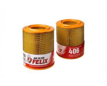 Фильтры для автомобилей - Элемент фильтрующий очиcт. возд. FELIX 406 B - Фильтры