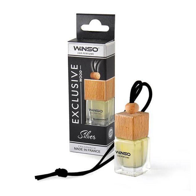 Ароматизатор WINSO Exclusive Wood Silver - 1