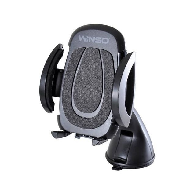 Держатель телефона Winso с поворотом на 360 градусов 51-98 мм (201160) - 3