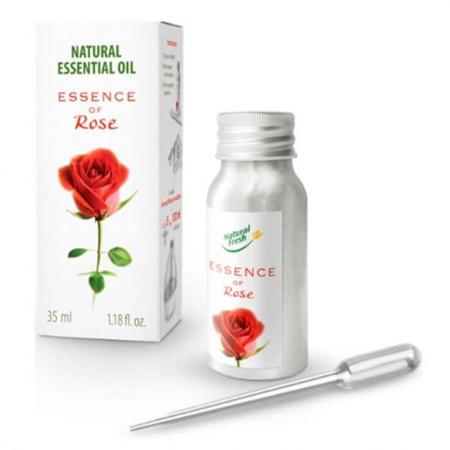 Ефірне масло Elix ESSENCE Essential Natural Oil Rose - 2