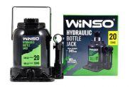 Домкрат гидравлический бутылочный Winso 170230 20т 185-345мм - 1