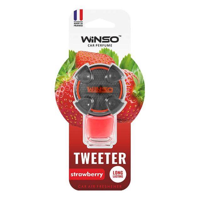 Ароматизатоор WINSO Tweeter Strawberry - 1