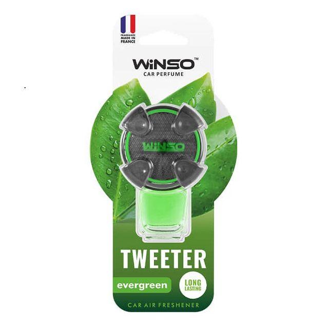 Ароматизатоор WINSO Tweeter Evergreen - 1