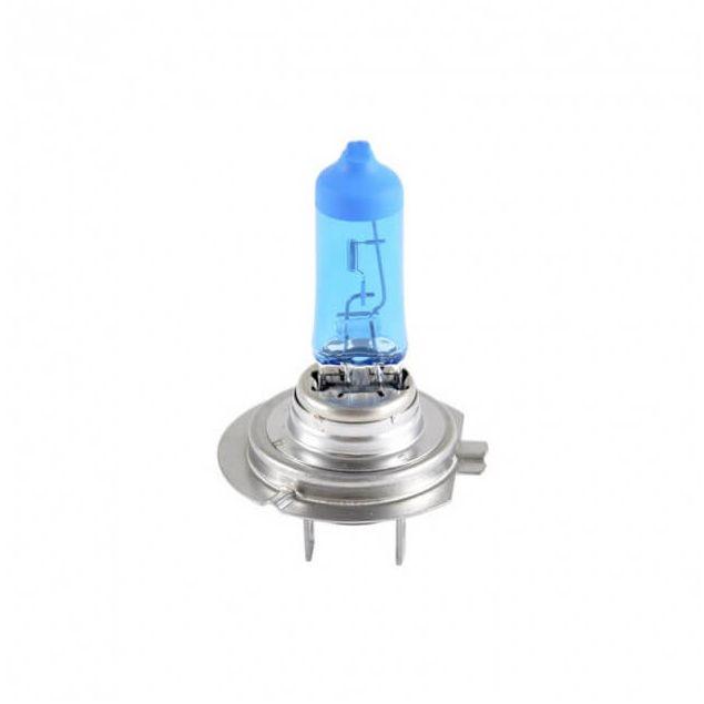 Галогенная лампа Winso HYPER BLUE H7 12V 55W PX26d 4200K (712740) - 1