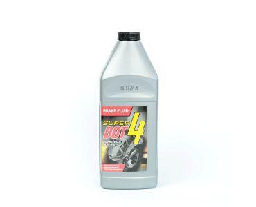Автохимия в Днепре - Тормозная жидкость Супер Дот-4 880гр