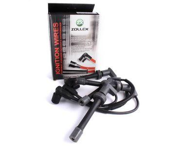Провода зажигания - Zollex Комплект проводов зажигания Premium ВАЗ-2110 (ZP-40) -