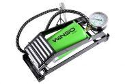Насос автомобильный ножной WINSO с манометром (120220) - 1