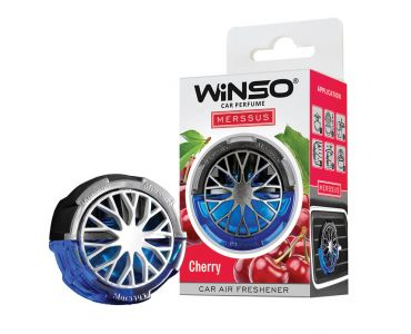 Ароматизатор в машину - Ароматизатор WINSO Merssus на дефлектор Cherry 534430
