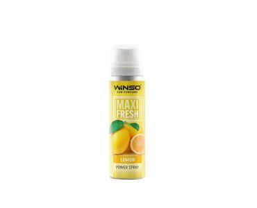 Ароматизатор в машину - Ароматизатор WINSO Maxi Fresh Lemon 830360