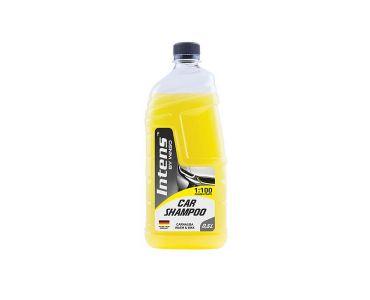Автокосметика для кузова - Автошампунь концентрат WINSO INTENSE Car Shampoo Wash & Wax 0.5 л 810930 -