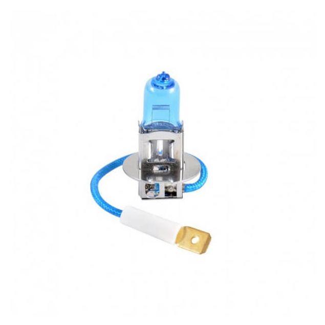 Галогенная лампа Winso HYPER BLUE H3 12V 4200K 55W PK22s (712340) - 1