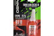 Фиксатор резьбы Winso красный для неразборных соединений 10 грамм (300900) - 1