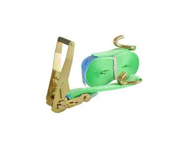 Ремни стяжные - Стяжной ремень WINSO (145100) 5т 10м ширина ленты 50мм - Стяжные ремни