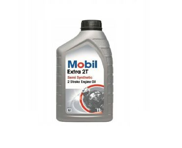Промывочное масло - Масло MOBIL EXTRA 2T 1л