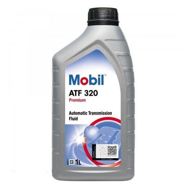 Масло для автоматичних трансмісійних систем MOBIL ATF 320 208L - 1